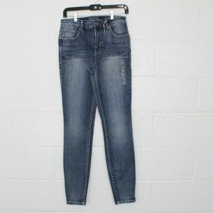 Maurices Everflex High Rise Jeans, 8 Long